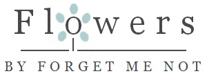 Flowers by Forget Me Not Logo
